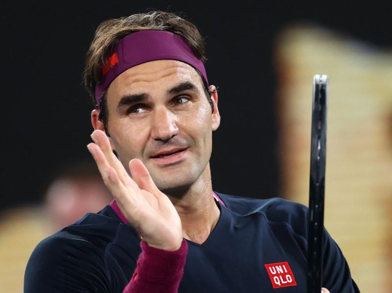 Imperious Federer thumps Krajinovic to set up Millman show