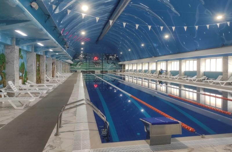 Biggest swimming pool in Russia's Muslim south bans women, causing...