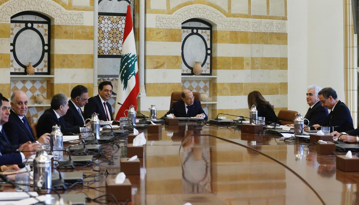 Facing economic crisis, Lebanon's government weighs options