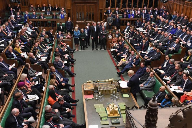 UK House of Commons rejects changes to Brexit legislation