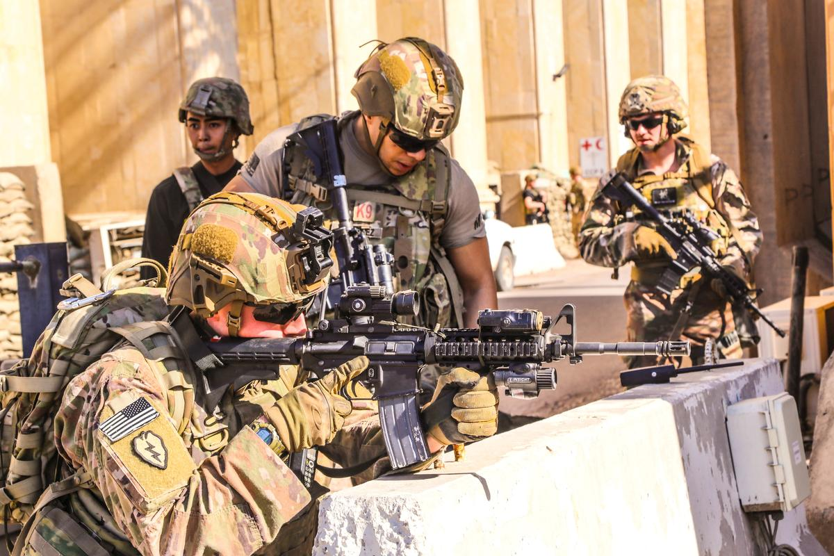 More U.S. troops leave Iraq over potential injuries as Trump...