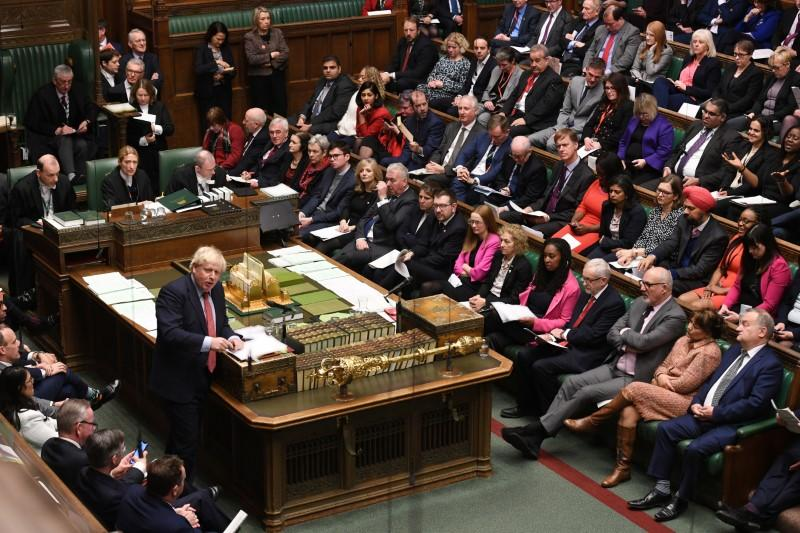 Brexit bill clears final UK parliamentary hurdle ahead of January...