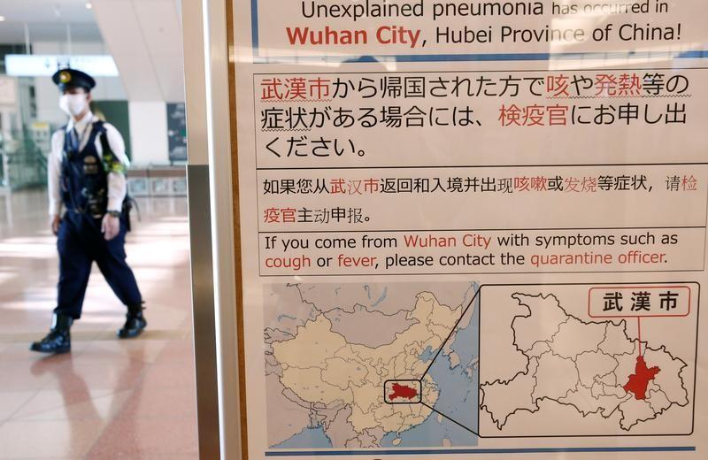 Coronavirus spotlights Japan contagion risks as Olympics loom