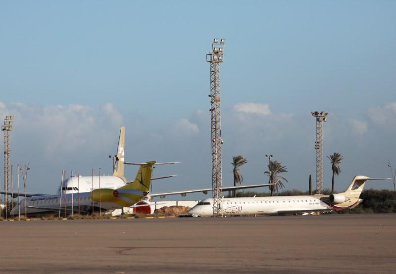 Libya reopens Tripoli's Mitiga airport