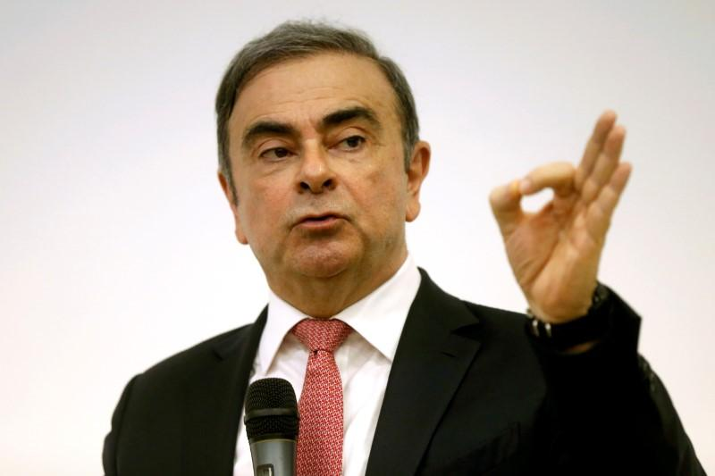 Lebanon, Japan have 40 days to agree on Ghosn's fate - sources