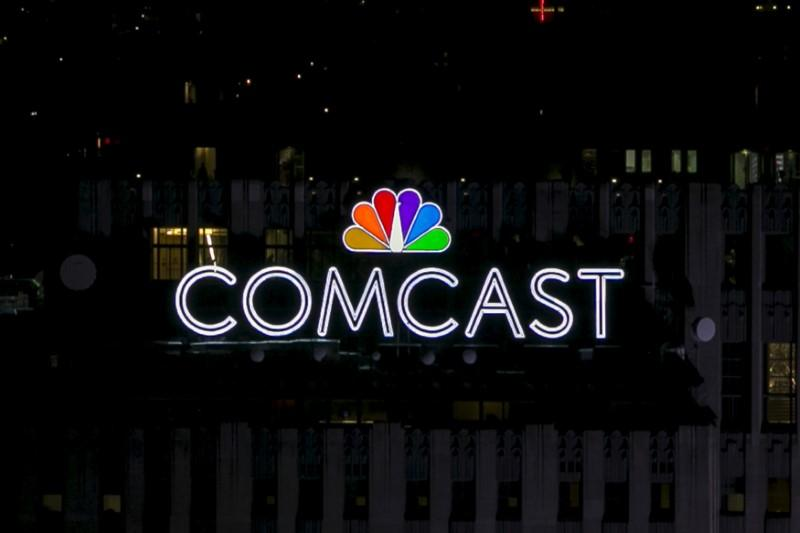 Comcast takes aim at CNN with NBC-Sky global news channel: FT