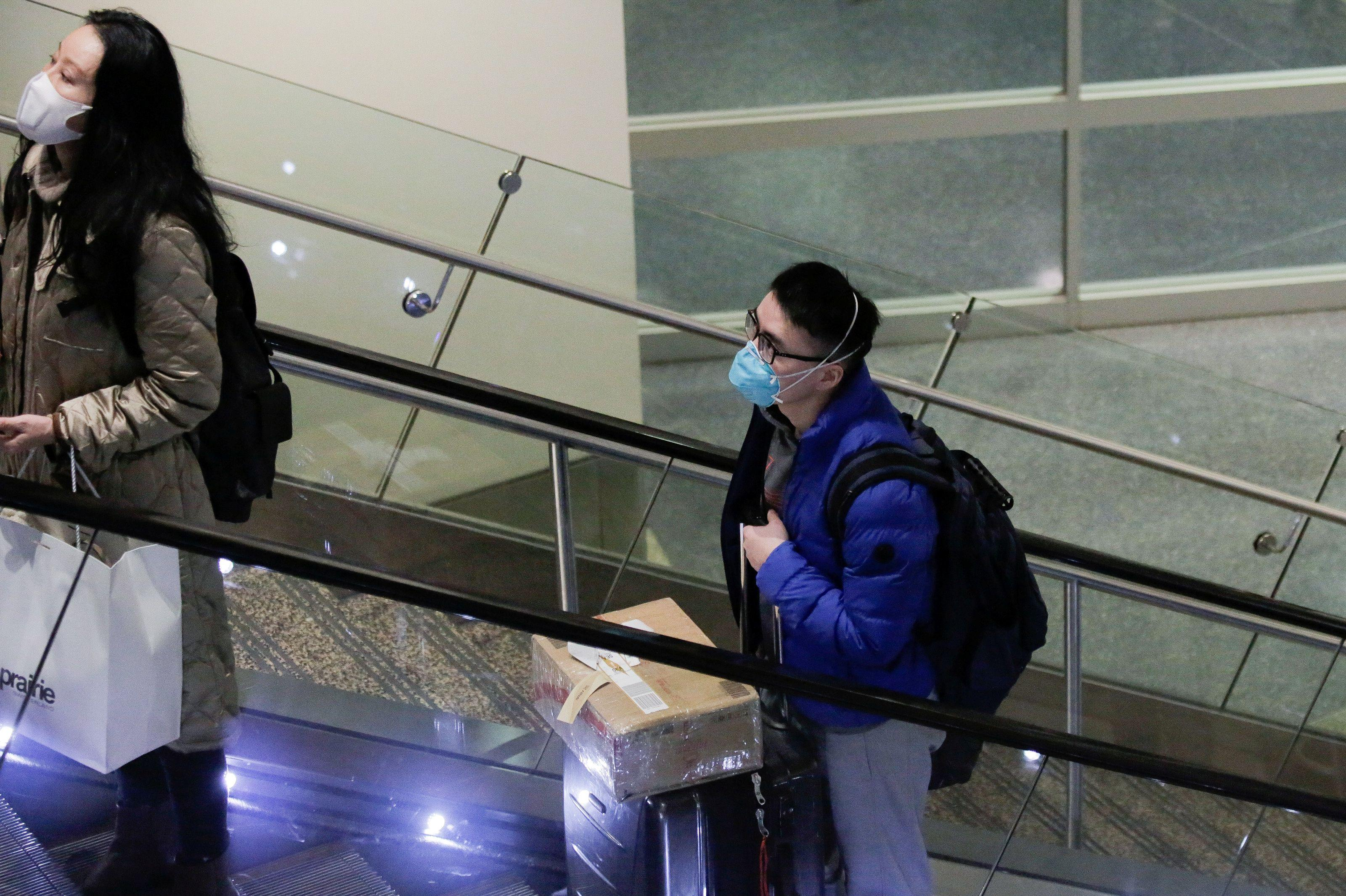 Texas student who traveled to China being tested for possible...
