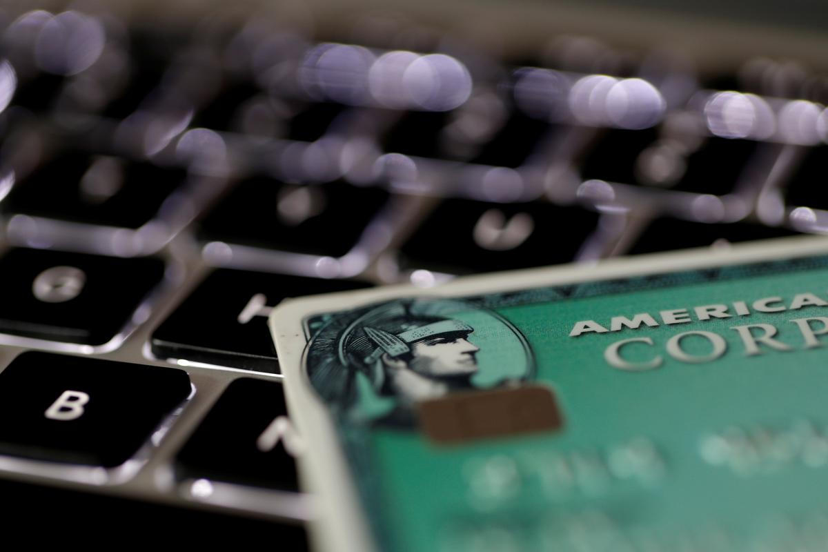 AmEx profit beats on strong U.S. holiday season spending