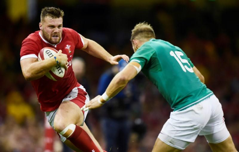 Wales wing Lane released from Six Nations squad due to hamstring...