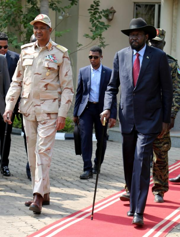 Sudan signs initial political and security deal with rebel group