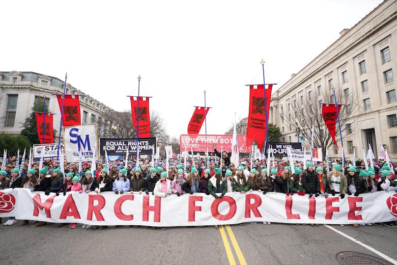 March for Life Cancels 2021 Pro-Life Rally in Washington, D.C., Will Hold Online Events Instead