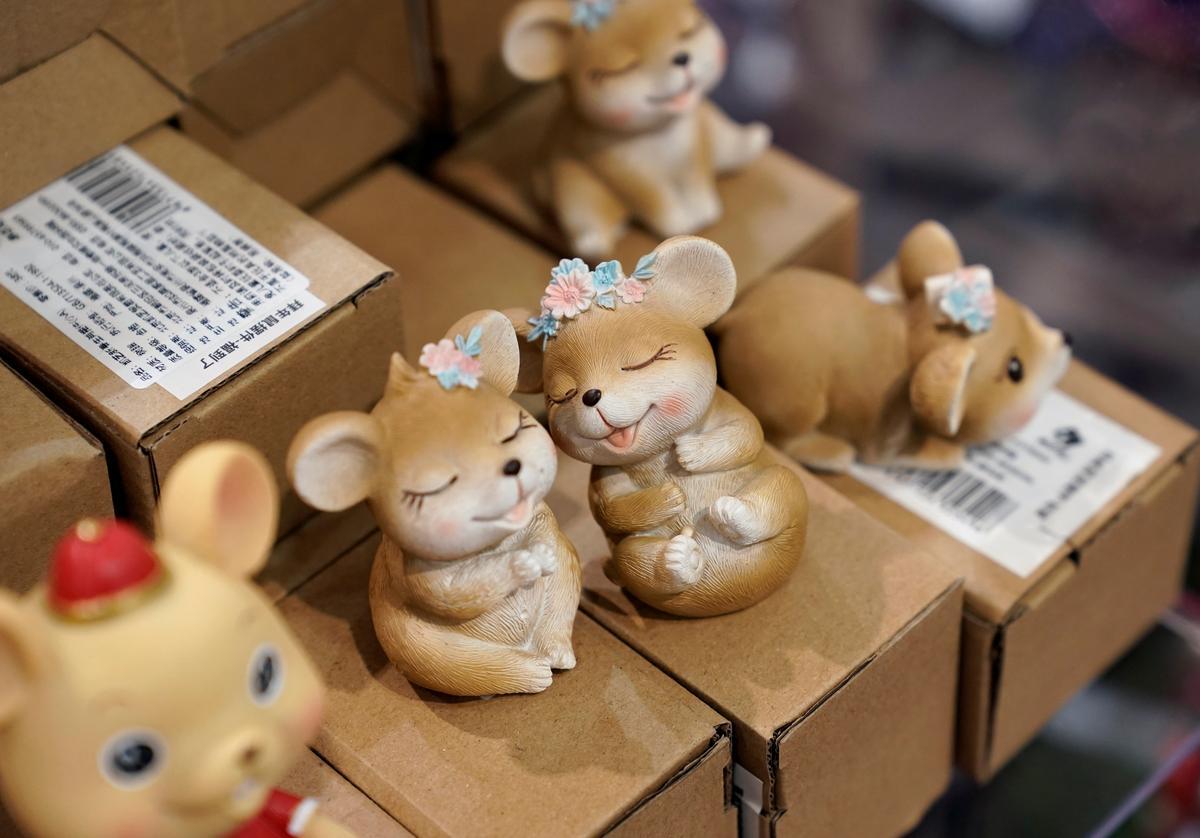 Virus anxieties cast shadow over Year of the Rat festivities