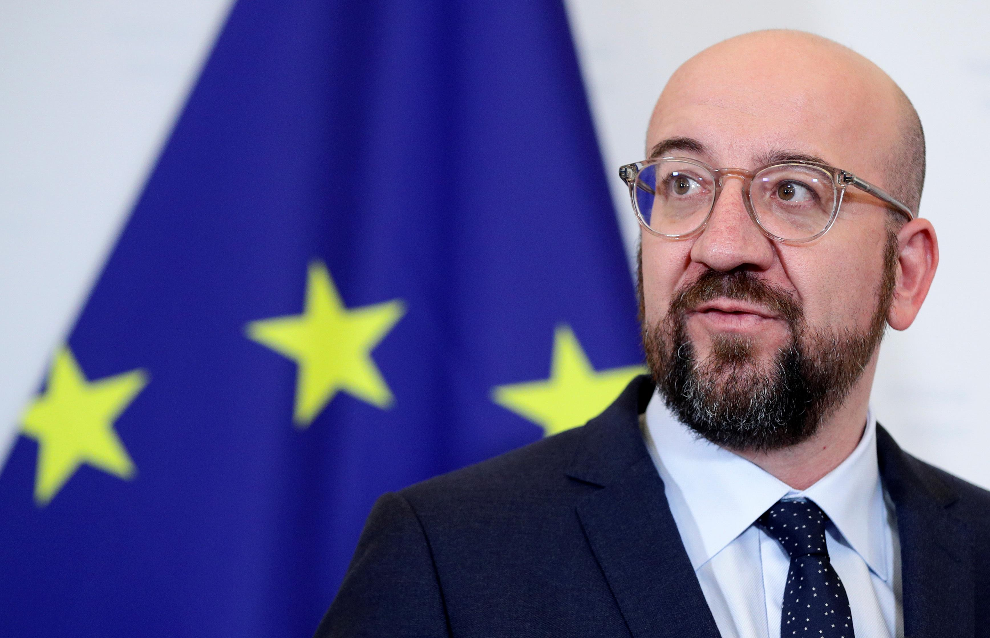 EU council head calls budget meeting for February 20