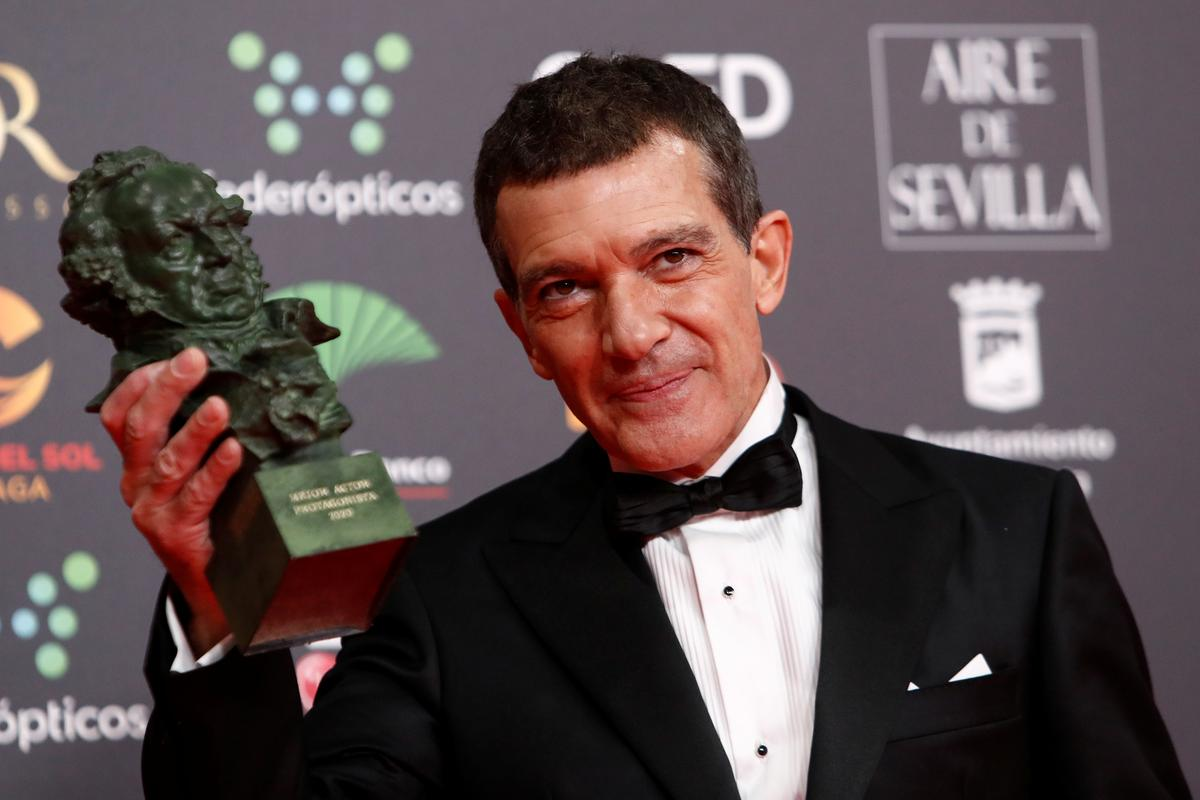 Pain and Glory wins big at Spain's Goya awards