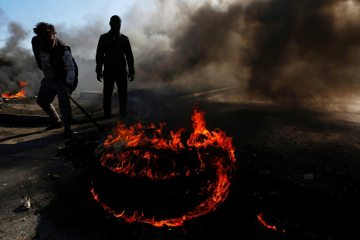 Iraq security forces clash with protesters in Baghdad, other cities