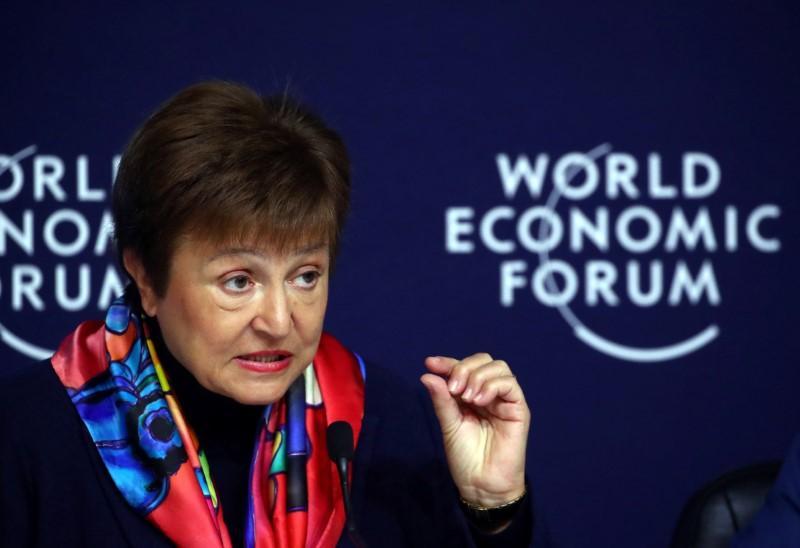 Bulgaria on path to adopt euro in 2023 - IMF's Georgieva