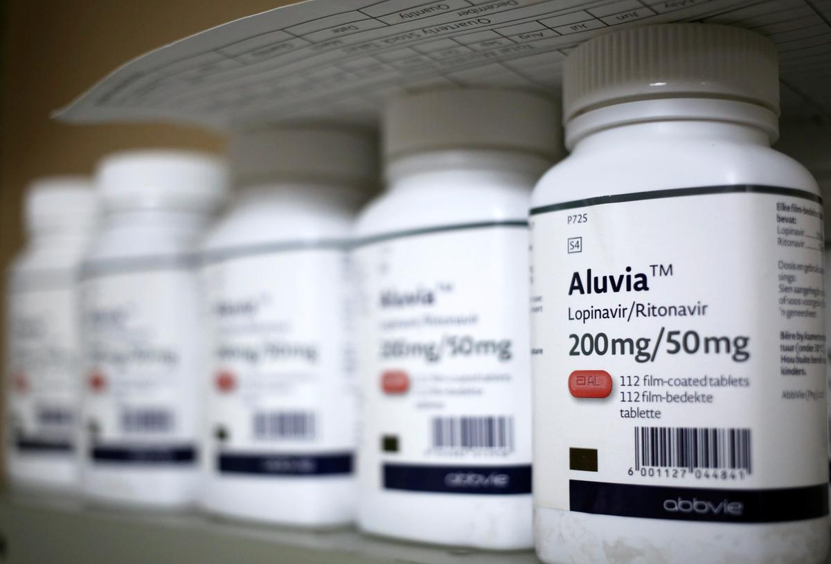 China testing HIV drug as treatment for new coronavirus, AbbVie says