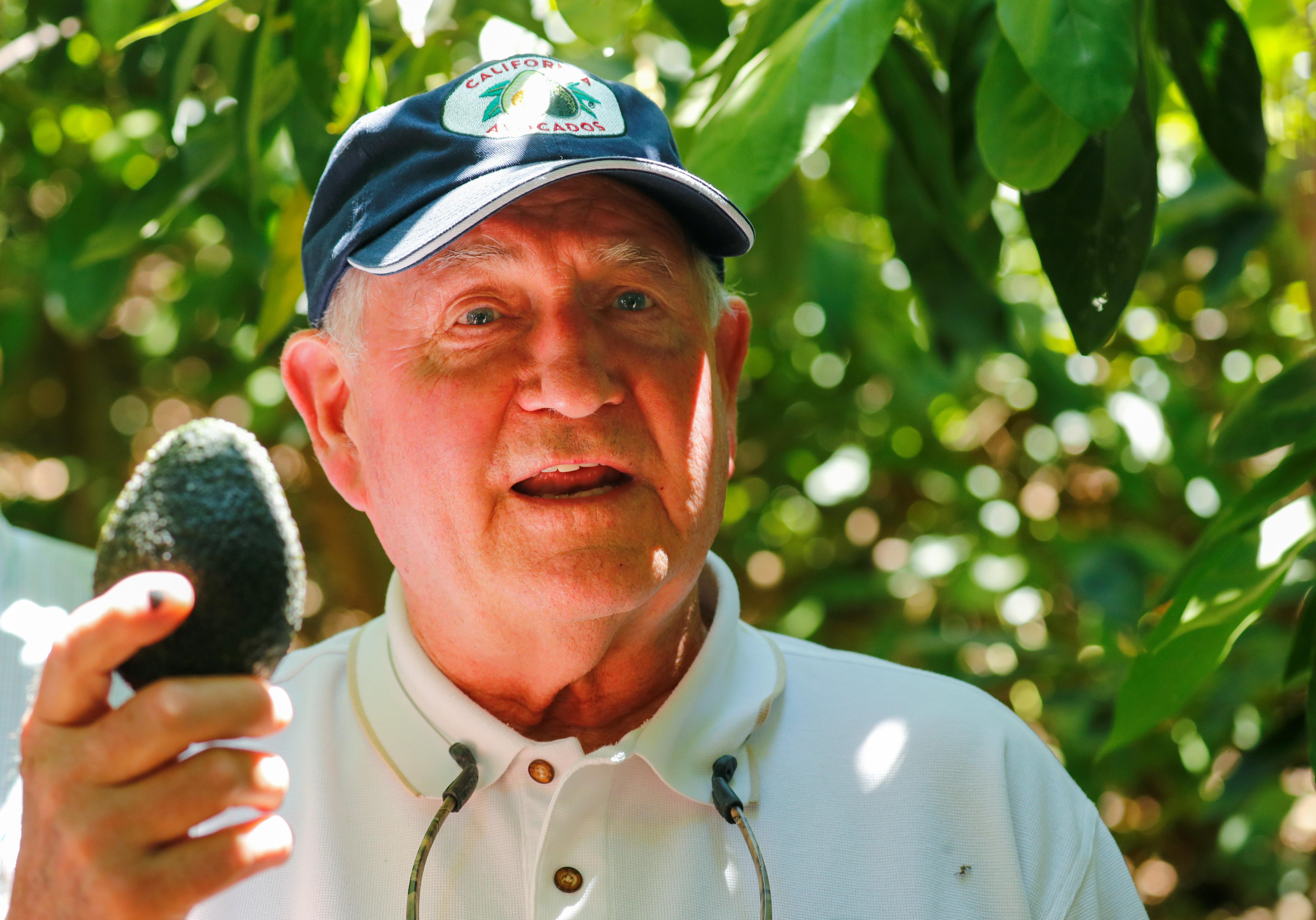 U.S. agriculture secretary to EU: follow 'sound science' on food...