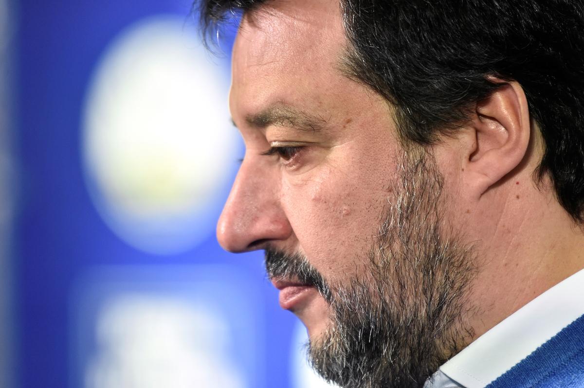 Italy's Salvini loses 'aura of invincibility' in Emilia setback