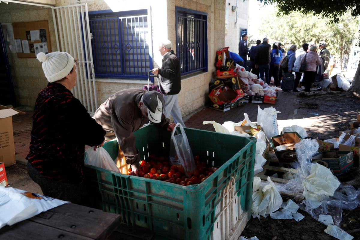 Holocaust survivors in Israel getting more cash but some still impoverished