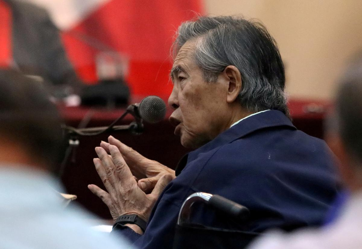 'Stunning defeat': Fujimori's ghost fades in Peru after legislative gamble
