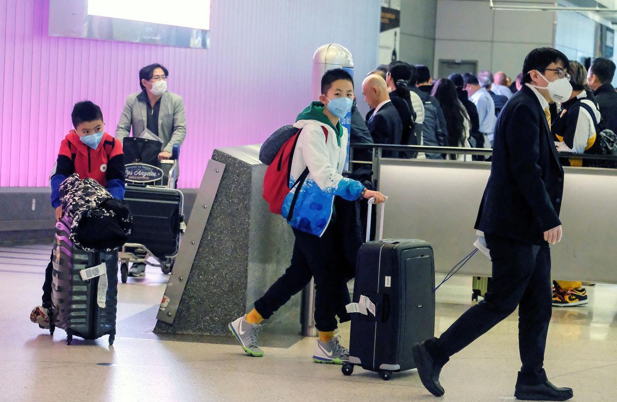U.S. State Department warns against visiting China, citing coronavirus