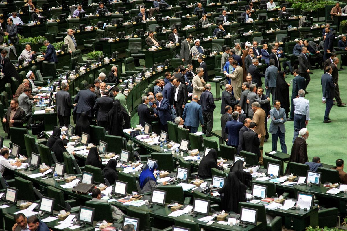 Iran MPS call for debate on quitting top nuclear arms treaty