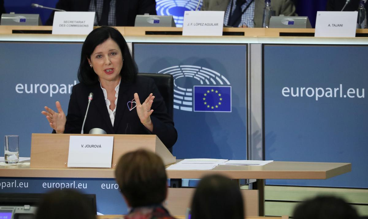 EU Commissioner says door for dialogue with Poland is open