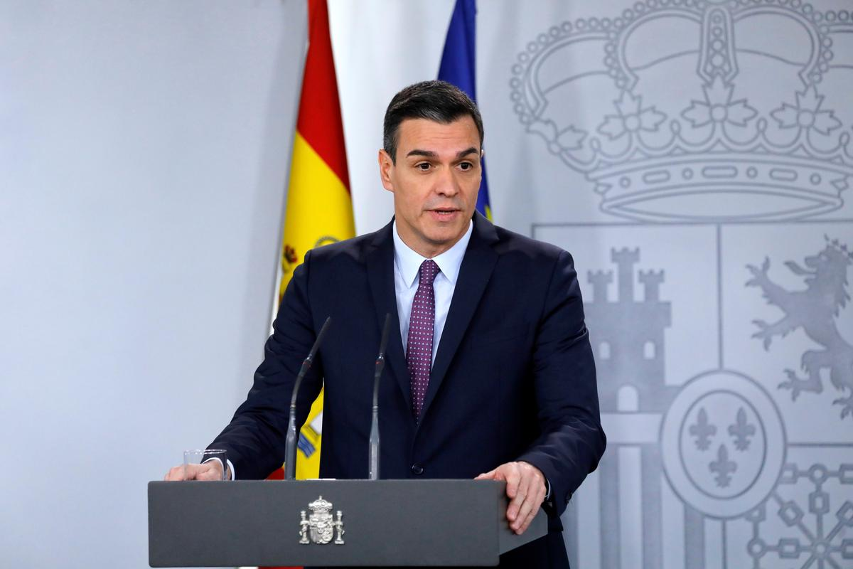 Spain's PM Sanchez to meet with Catalan leader Torra on February 6