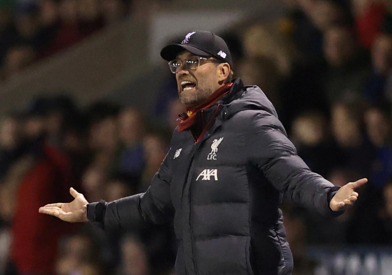 Klopp stands firm on decision to field weakened team for FA Cup replay