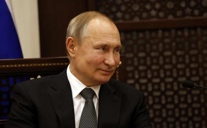 Supreme Ruler Putin Kremlin Non Committal On Proposed New Job Description Reuters