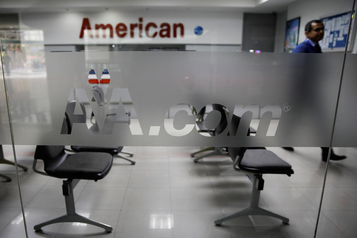 American Airlines suspending flights to China because of sagging demand