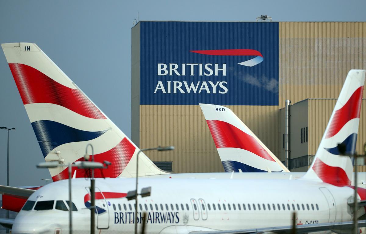 British Airways, Iberia suspend direct flights to mainland China amid virus fears