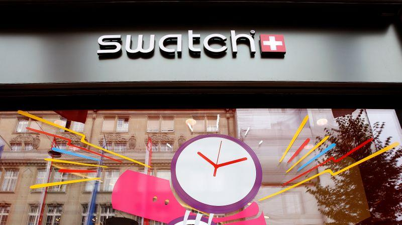Swatch Group sees no quick rebound in key Hong Kong market