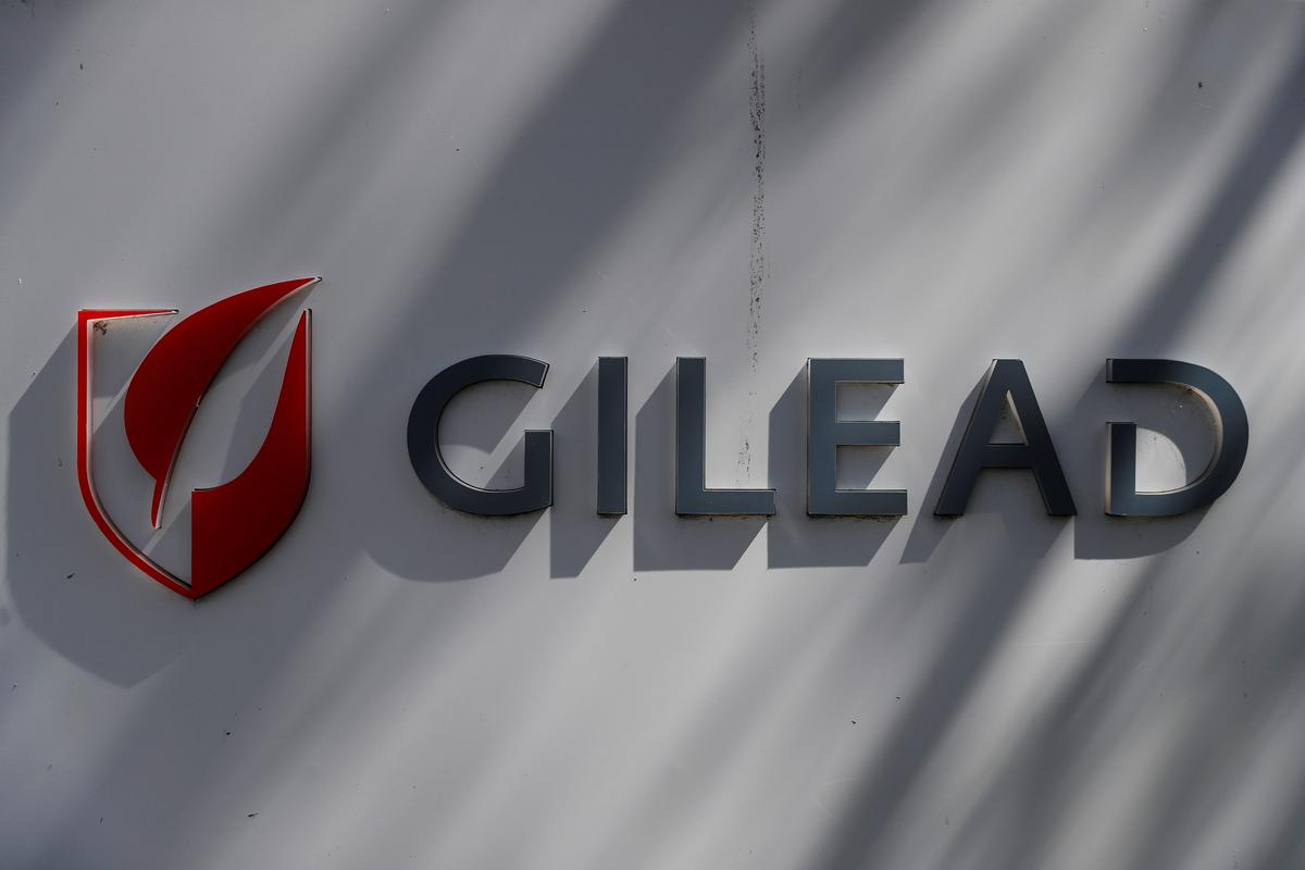 Gilead working with China to test Ebola drug as new coronavirus treatment