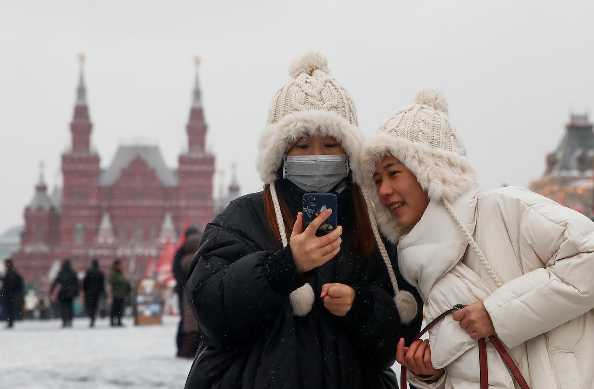Russian Railways suspends passenger trains to China