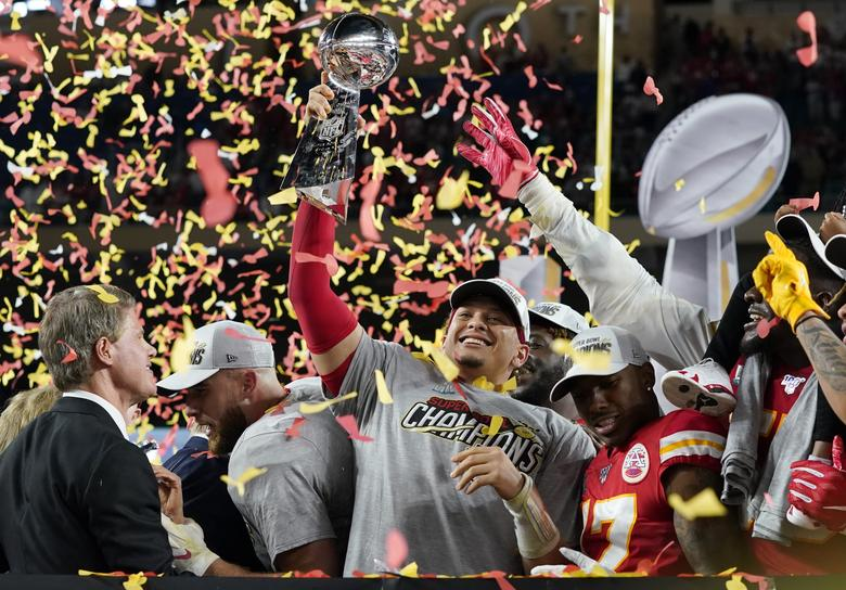 Chiefs Rally to Beat 49ers 31-20 to Win First Super Bowl in 50 Years