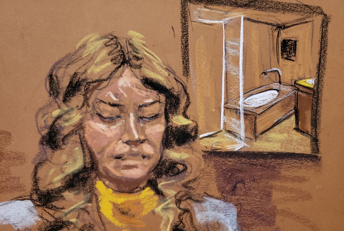 Woman testifies masturbating Weinstein trapped her in hotel bathroom