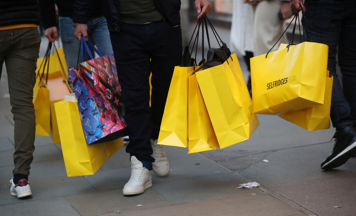 Image result for UK shops report biggest sales jump in six years - BDO