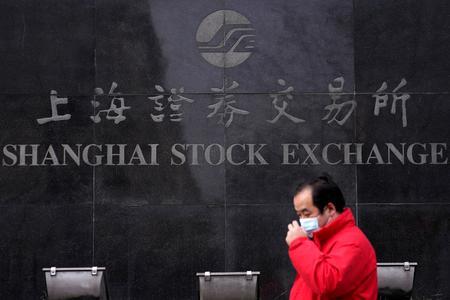 GLOBAL MARKETS-Asian markets fall as coronavirus concerns weigh on sentiment