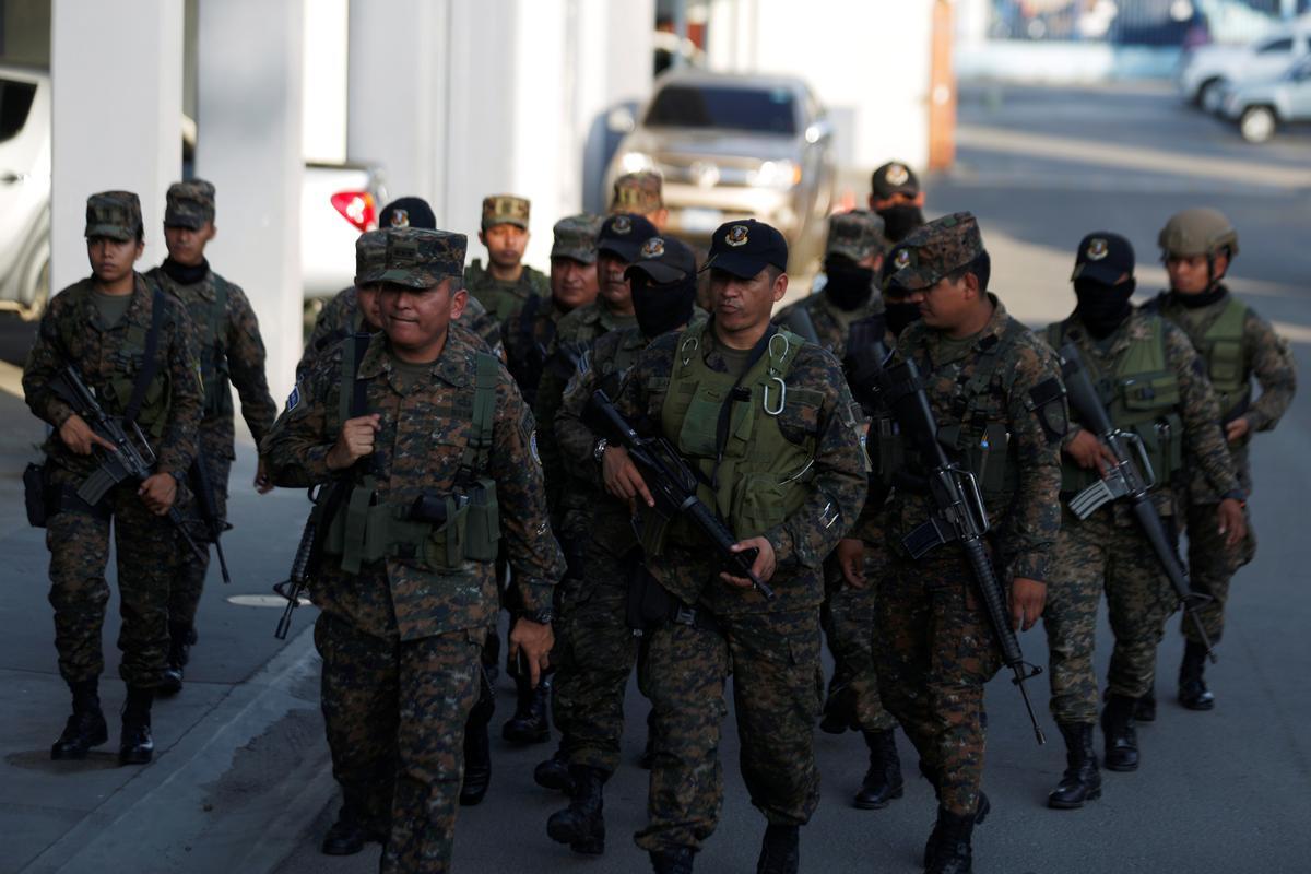 El Salvador president's power play stokes democracy concerns