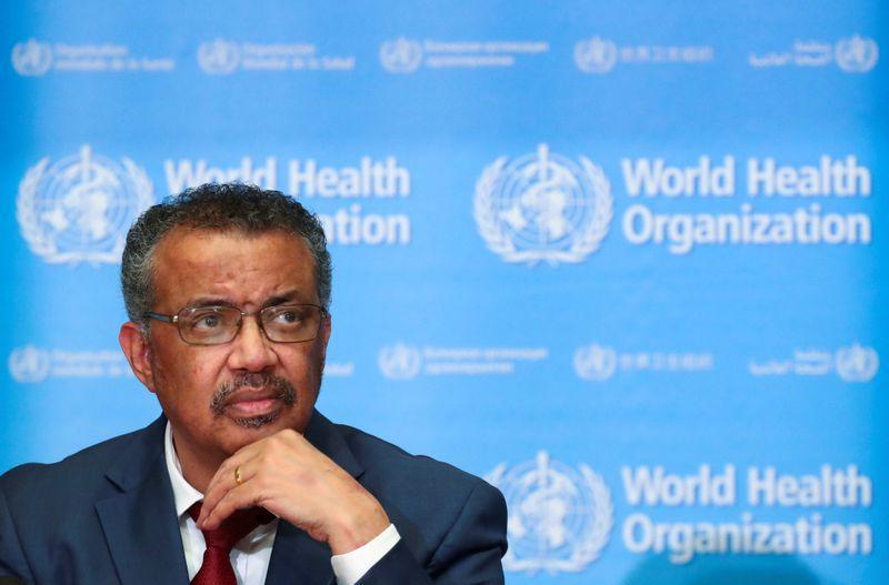 """""""الصحة العالمية"""":كورونا الجديد يمثل تهديداً خطيراً للعالم"""