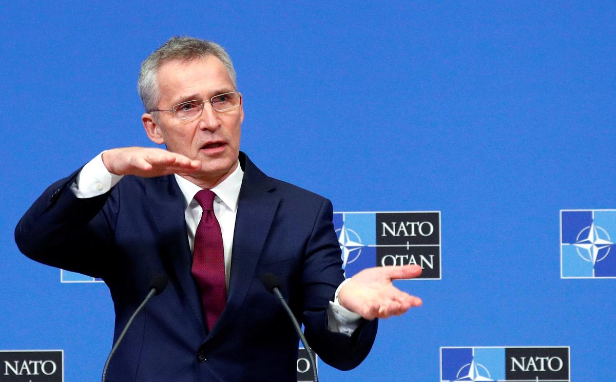 NATO willing to expand Iraqi training mission to meet Trump demand