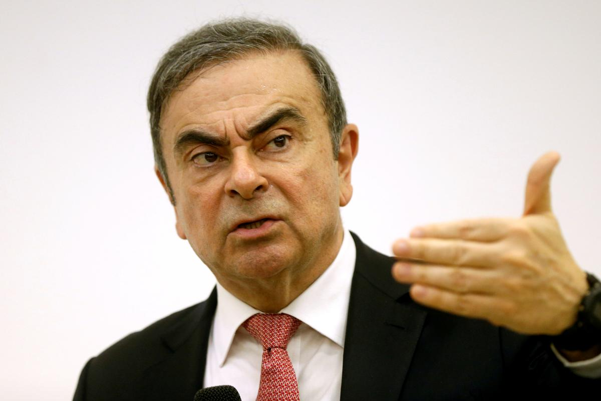 Nissan seeks $91 million in damages from Ghosn over alleged financial misconduct