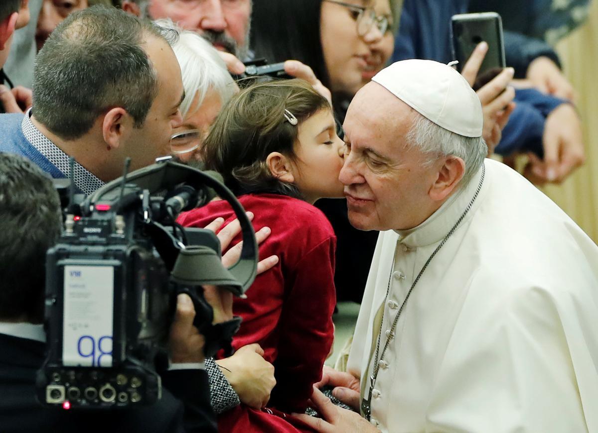 Upholding celibacy, Pope sidesteps bid to ordain some married men