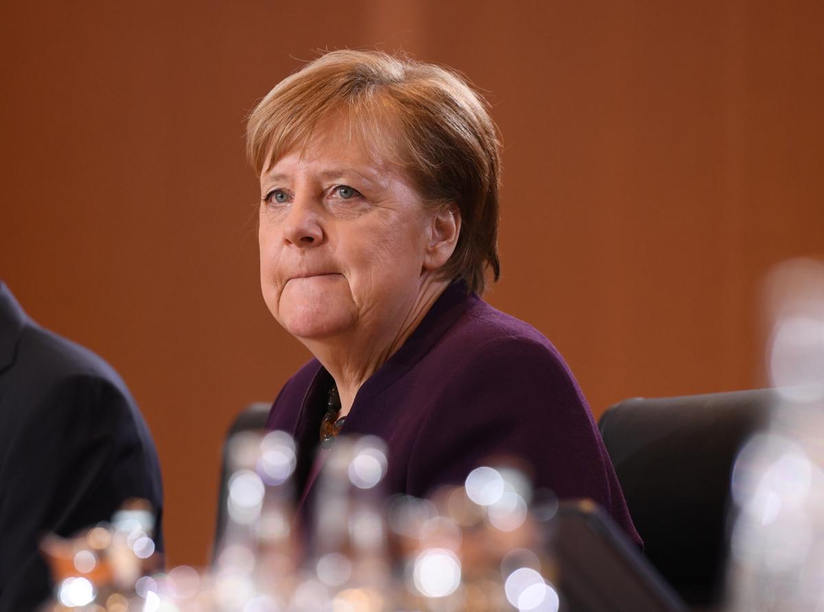 No coalition without Merkel, say German Social Democrats
