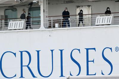 Passengers quarantined on coronavirus-hit cruise ship off Japan
