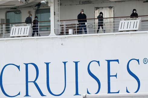 Passengers quarantined on coronavirus-hit cruise ship off Japan