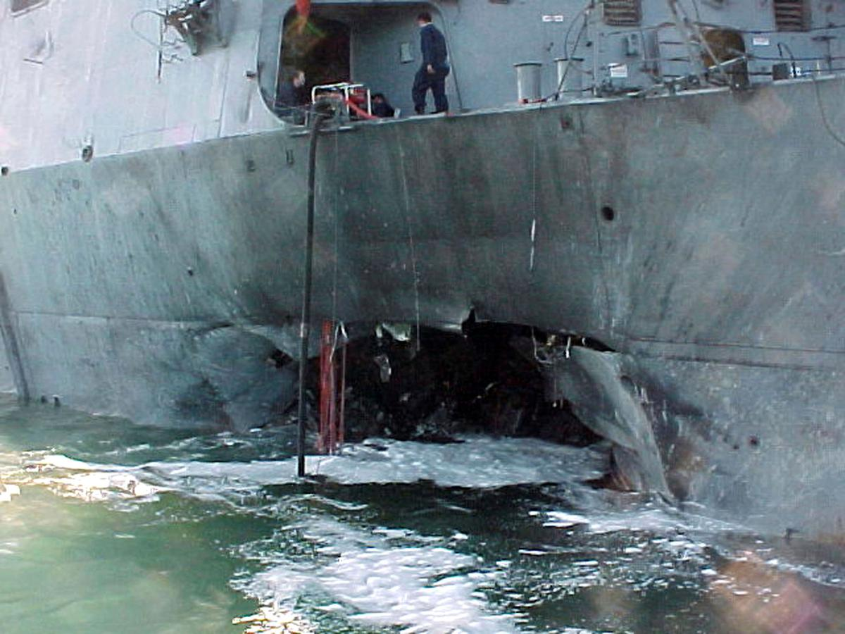 Sudan agrees to compensate families of USS Cole victims: state news agency
