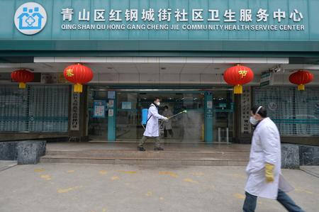 Latest on coronavirus spreading in China and beyond
